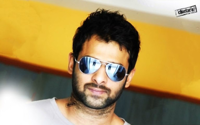 Prabhas Cool looking HD Pictures