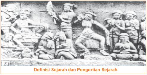 Definisi Sejarah dan Pengertian Sejarah (Kesimpulan dari Definisi Sejarah)