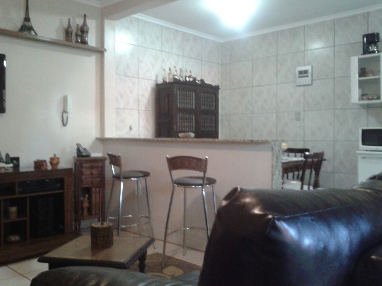 Patricia Fidelis Decora O Projeto Ampliando Sala De Estar -> Fotos De Cozinha Conceito Aberto