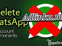 How to Permanently Delete a Whatsapp Account