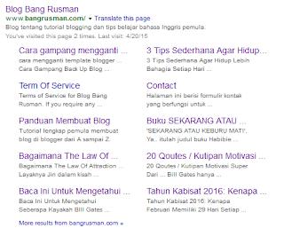 pindah alamat blog, bangrusman.com, blog baru