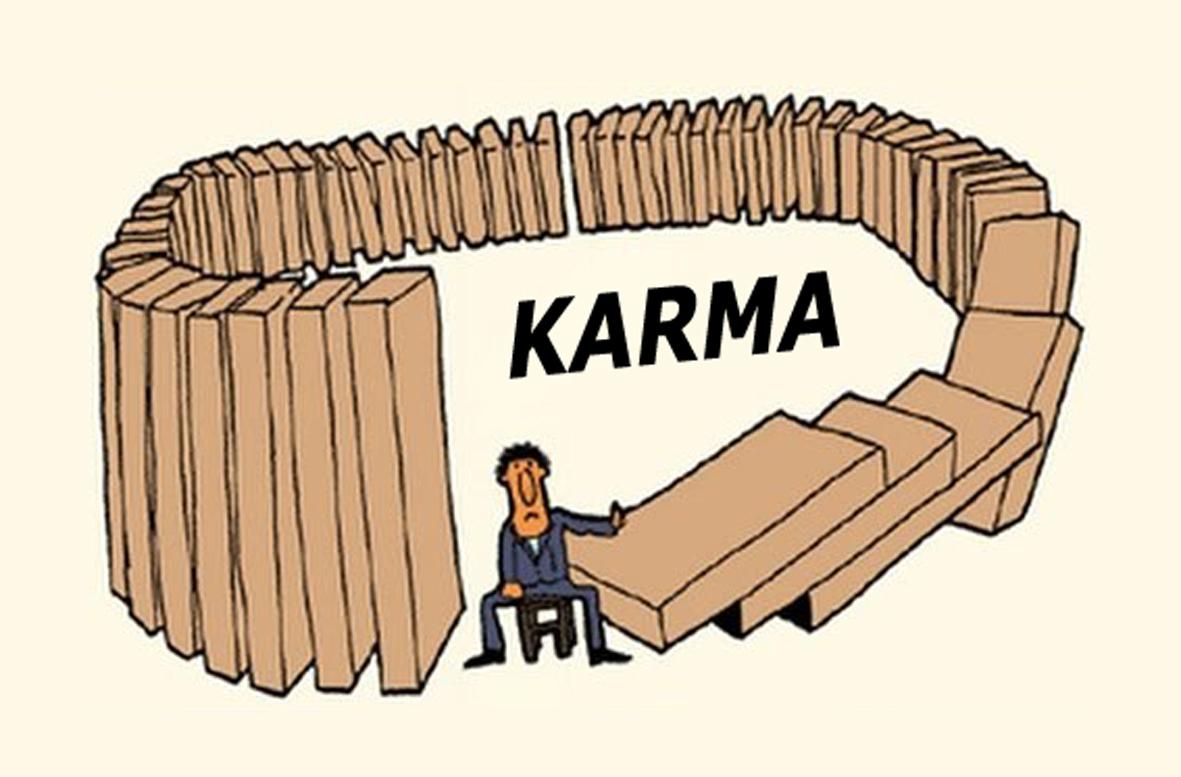 Pensamientos Celebres 57 Frases Sobre El Karma Para Meditar