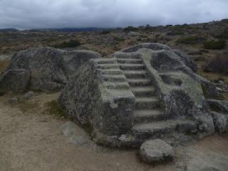 Altar de los sacrificios. Ulaca