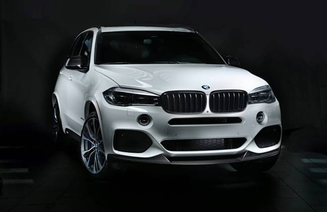 BMW X5 M M Performance