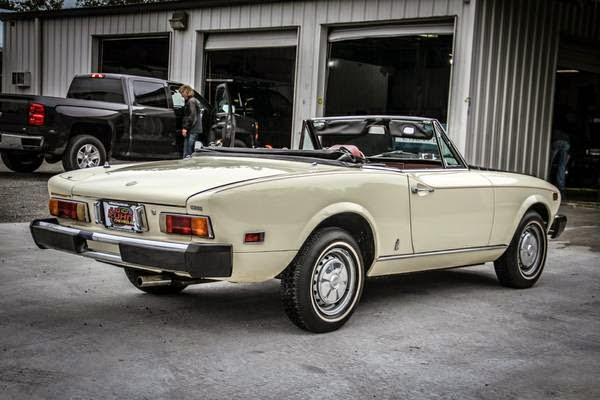 Fiat Spidercsaabarthhardtopvintageracerallycarreplica L B A Dfc F additionally Alfa Romeo Duetto Red Front Angle St further Fiat Sport Coupe in addition Ford Mustang Gt Front Hd Wallpapers likewise Bmw Z M I V. on fiat 124 sport coupe interior