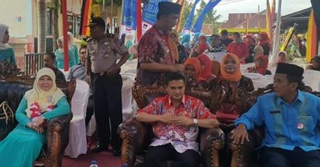 Posyandu Cahaya Mata Ibu II Wakili Kota Padang Pada Penilaian Tingkat Sumbar