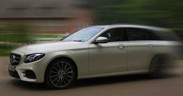 2017 Mercedes-Benz E-Class Wagon review first drive