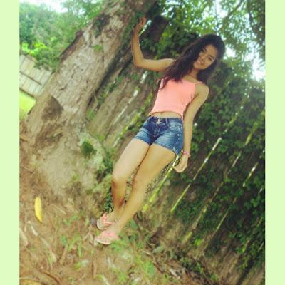 chica linda de la ciudad de moyobamba