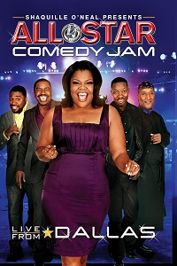 Watch Shaquille O'Neal Presents: All-Star Comedy Jam – Live from Dallas Online Free in HD