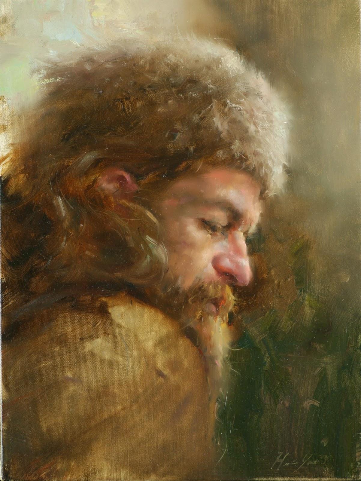 Hsin-Yao ,Beautiful Fine Art Painting