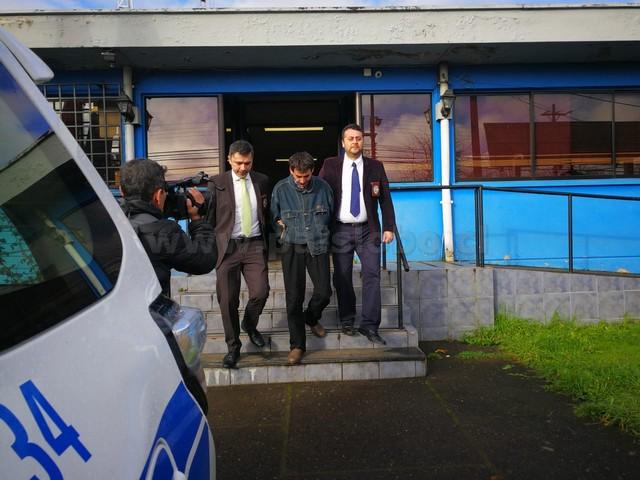 Detenido saliendo PDI Osorno