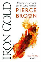 Iron Gold (Red Rising Saga #4), Pierce Brown, InToriLex