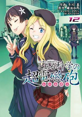 [Manga] とある科学の超電磁砲(レールガン) 第01-12巻 [To Aru Kagaku no Choudenjibou Vol 01-12] Raw Download