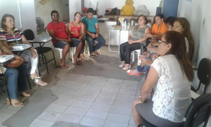 Secretaria de Educação reafirma parceria com Associação dos Deficientes Visuais na Região dos Cocais