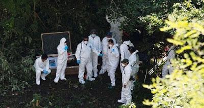 Esta fosa se encontró en muy cerca de Iguala al mes siguiente de la desaparición de los 43 estudiantes normalistas de Ayotzinapa. | Photo: Reuters