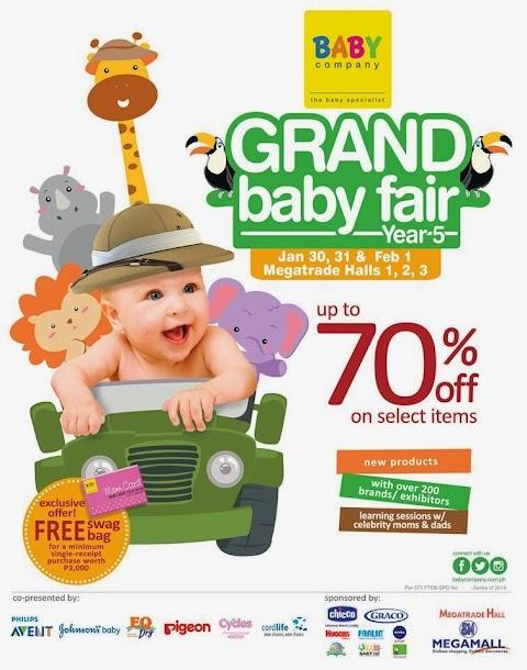 Grand Baby Fair 2015