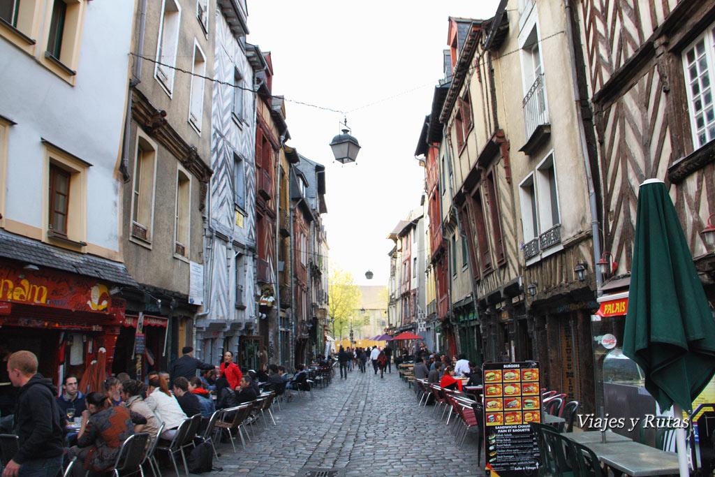 Saint Michel, Rue de la Soif, Rennes