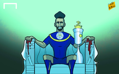 King Mahrez