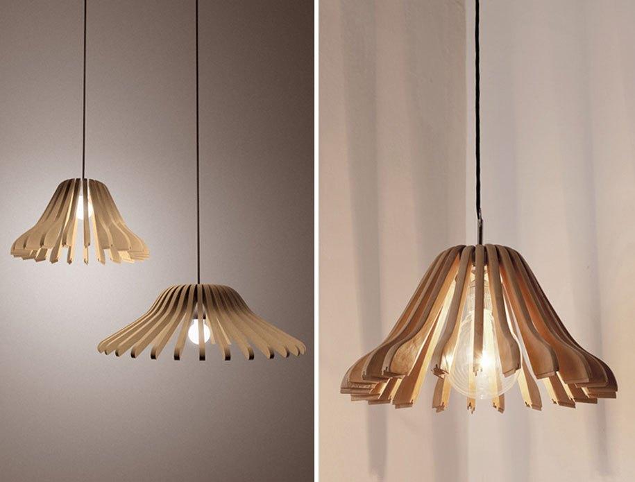 7 Idea Kreatif Membuat Lampu Dari Barang Terpakai