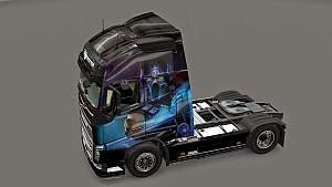 Sub Zero skin for Volvo 2012