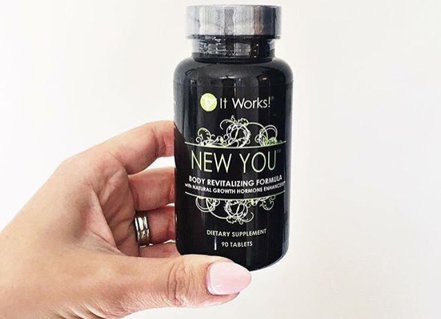 Itworks New You Before And After