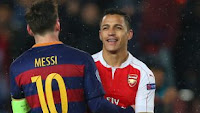 Barcelona vs Arsenal 3-1 Video Gol & Highlights