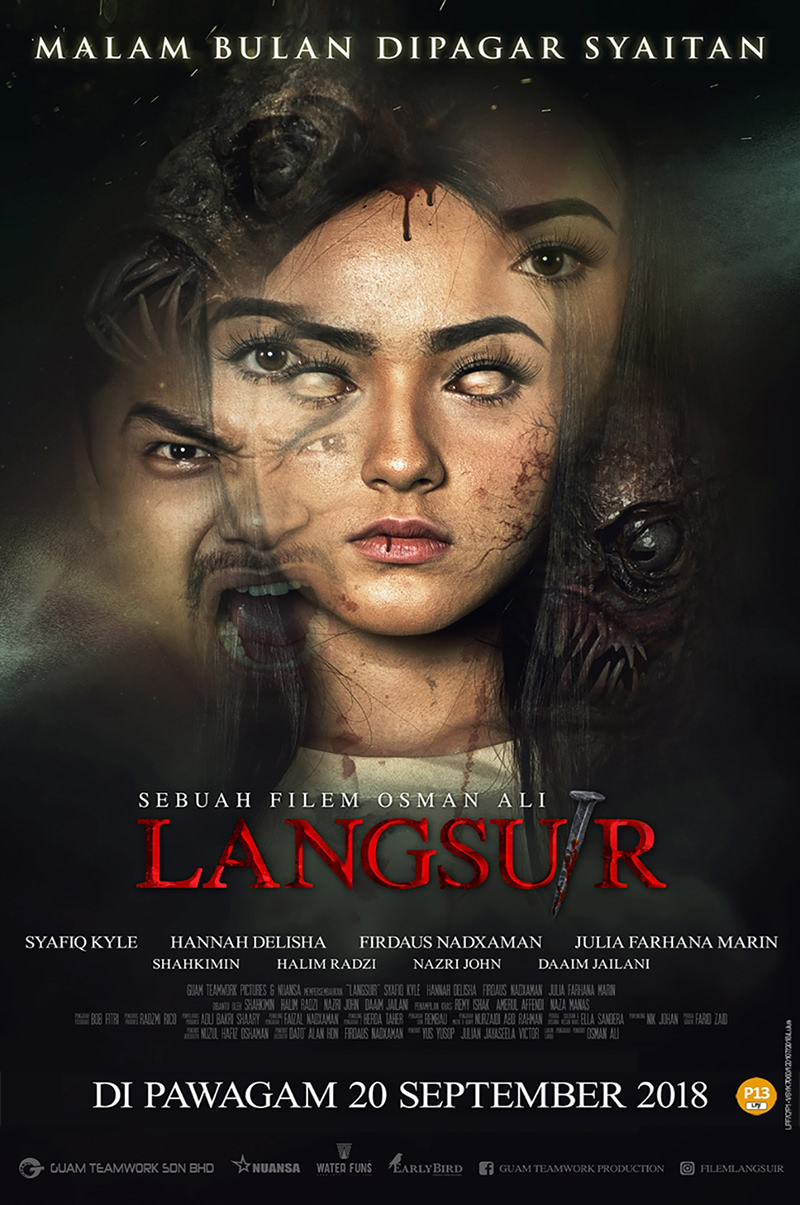 Filem Langsuir Di Pawagam,  20 September 2018