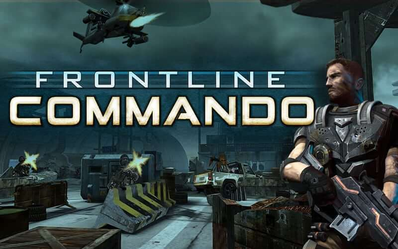 Frontline Commando hack