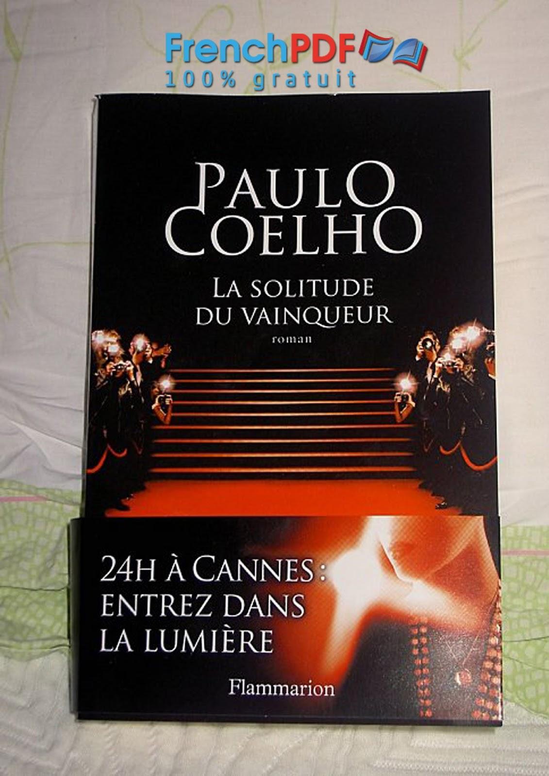 PAULO COELHO DU SOLITUDE VAINQUEUR LA TÉLÉCHARGER