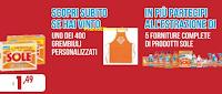 Logo Sole Detersivo: vinci 400 grembiuli e forniture di prodotti