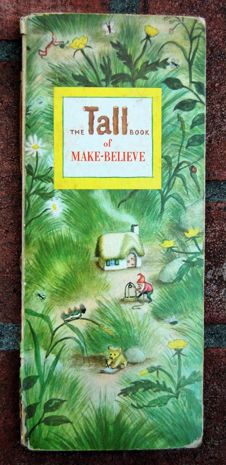 Aaa San Antonio >> Vintage Kids' Books My Kid Loves: The Tall Book of Make ...