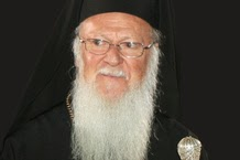 Patriarch Bartholomaios I. Speaks Against the Use of Hagia Sophia as a Mosque