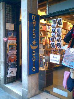 Immagine d'archivio della Libreria Marco Polo a San Lio