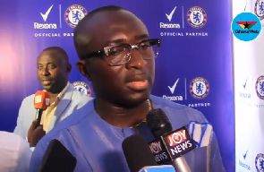 Black Stars top brass demanded €20,000 from Elvis Manu for call-up - Arhinful
