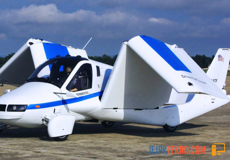 Has the era of flying cars arrived?