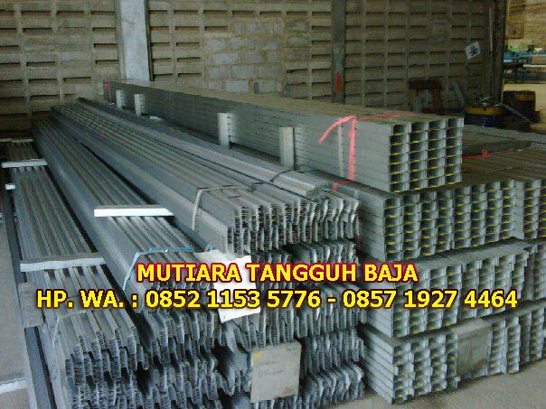 Pabrik Baja Ringan Jakarta Termurah Professional dan Sudah SNI