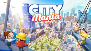 City Mania Town Building Game Mod Apk v1.0.2a Unlimited Money Terbaru