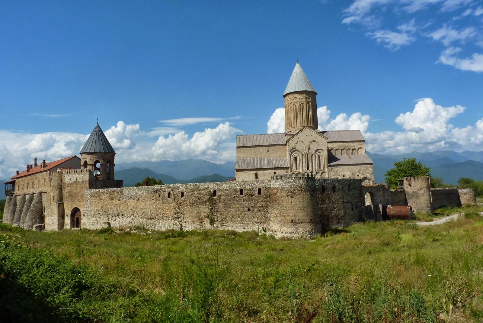 Resultado de imagen de Catedral de Alaverdi