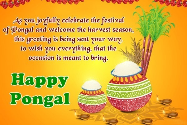 Happy Pongal Images 2019