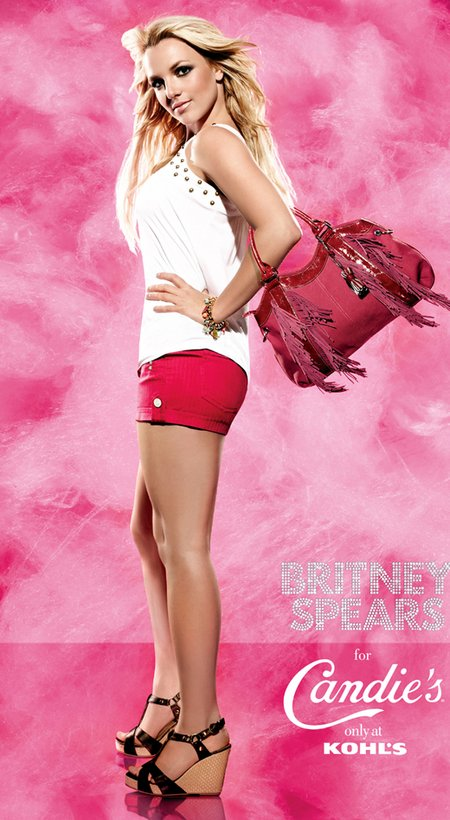 Photo Sharing Britney Spears Ad