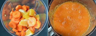 طريقة عمل عصير البرتقال بالجزر بالصور 3