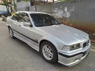 Dijual BMW E36 95 MT 320i Pajak Mati