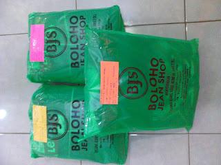 Distributor celana jeans murah di Solo