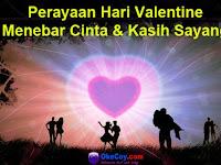 Perayaan Hari Valentine Menebar Cinta & Kasih Sayang