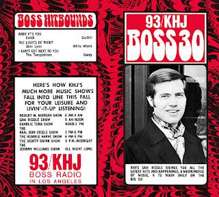 KHJ Boss 30 No. 218 - Sam Riddle