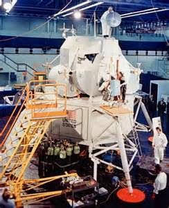 SpaceRubble: 50 Years Ago: Lunar Module Design Reaches ...