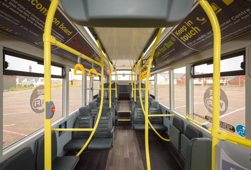 FOCUS TRANSPORT: New Enviro 200's for Blackpool