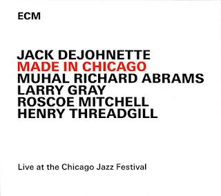 Jack DeJohnette, Made in Chicago