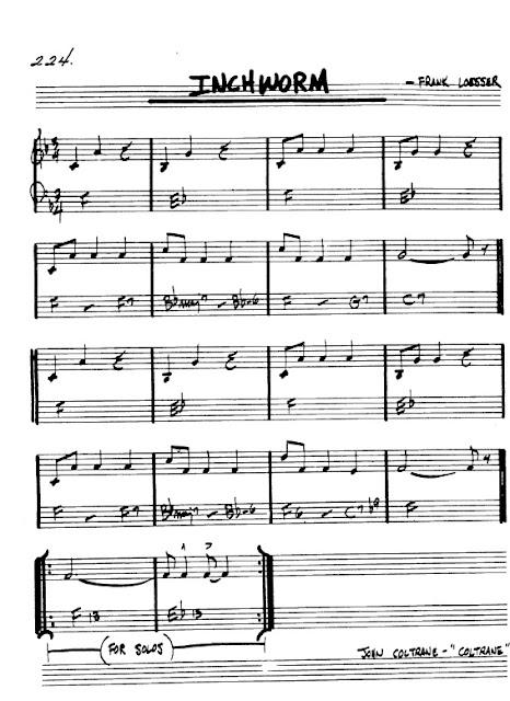 Partitura Violín Frank Loesser