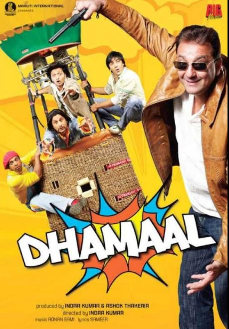 famous bollywood comedy movies